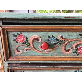 19th Century German Hand Painted Chest of Drawers Preview