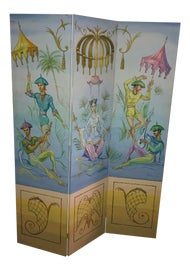Image of Chinoiserie Screens and Room Dividers