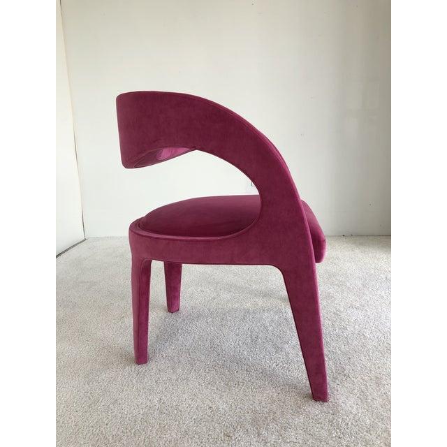 Fendi Avant-Garde Berenice Fendi Chairs - a Pair For Sale - Image 4 of 9