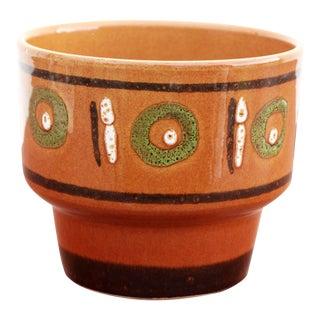 Vintage Belgian Art Pottery For Sale