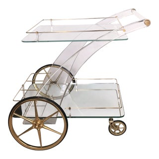 Maison Jansen Bar Cart