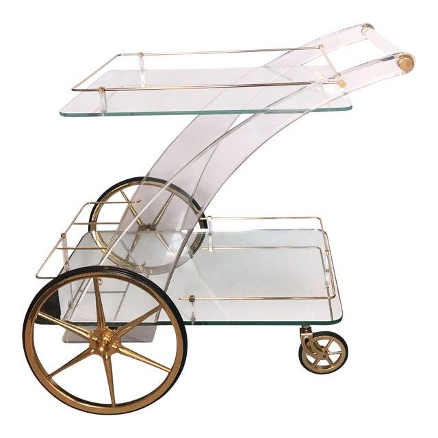 Maison Jansen Bar Cart - Image 1 of 5