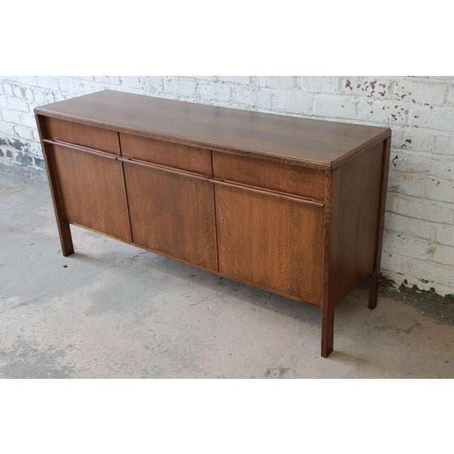 Mid 20th Century Scandinavian Modern Sideboard by Cees Braakman for Pastoe For Sale - Image 5 of 12