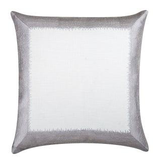 "Piper Collection Silver ""Ella"" Pillow"