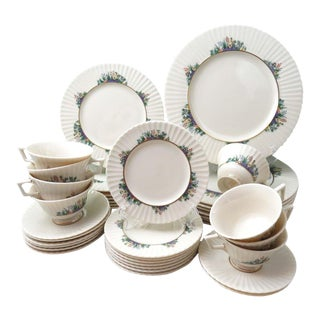 Vintage Lenox Rutledge Dinnerware Set - 39 Piece