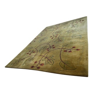 Stickley Falling Leaves Area Rug For Sale