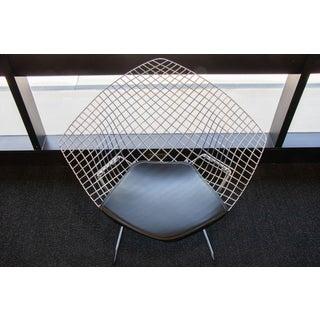 1950s Vintage Knoll Bertoia Diamond Lounge Chair Preview