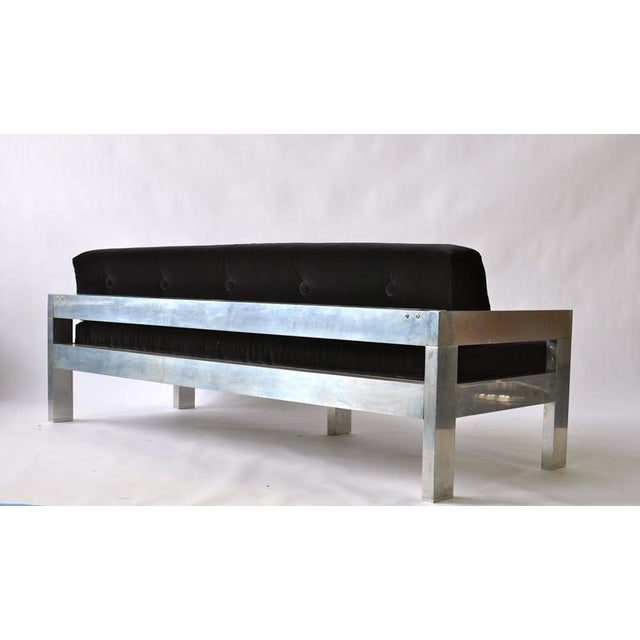 Mid-Century Modern 1970s Sofa For Sale - Image 3 of 6