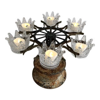 Upcycled Candelabra For Sale