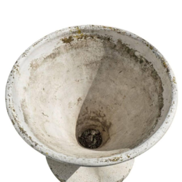 French Modern French Conical Urns on Stands, Circa 1960 For Sale - Image 3 of 8