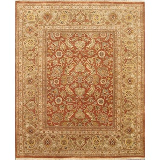 """Pasargad Sultanabad Collection Rug - 8'2"""" X 9'10"""" For Sale"""