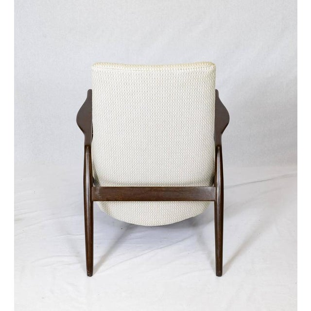 Danish Lounge Chair For Sale In Los Angeles - Image 6 of 9