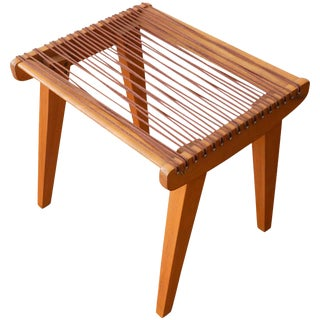 String Stool by Robert J Ellenberger for Calfab, 1950s For Sale