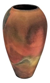 Image of Burnt Orange Decorative Bowls