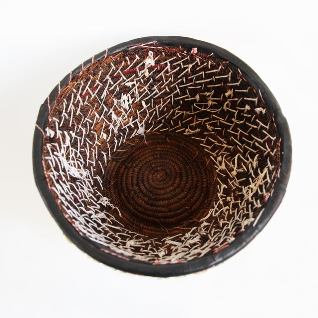 Cowry Shell Basket - Image 2 of 2