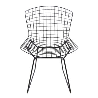 Vintage Harry Bertoia for Knoll Mid Century Modern Side Chair For Sale