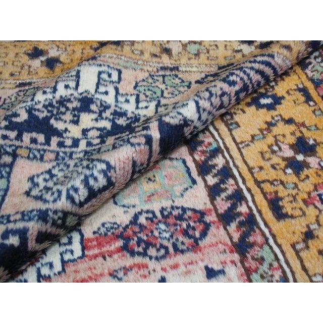 Textile Kurdish Rug For Sale - Image 7 of 10