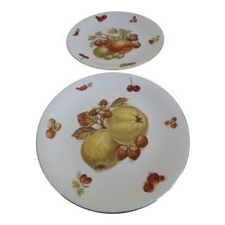 Seltmann Weiden Harvest Plates - a Pair For Sale