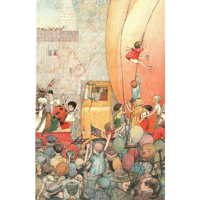 James and The Giant Peach: A Children's Story by Roald Dahl. Illustrated by Nancy Ekholm Burkert. New York: Alfred A....
