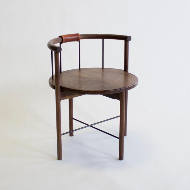 Not Yet Made - Made To Order Lloyd Accent and Dinning Chair For Sale - Image 5 of 12