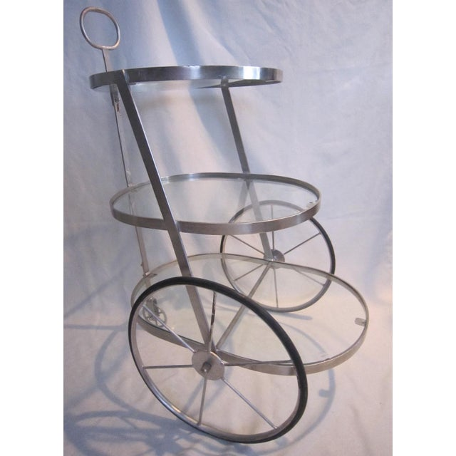 Industrial Tea Cart - Image 4 of 7