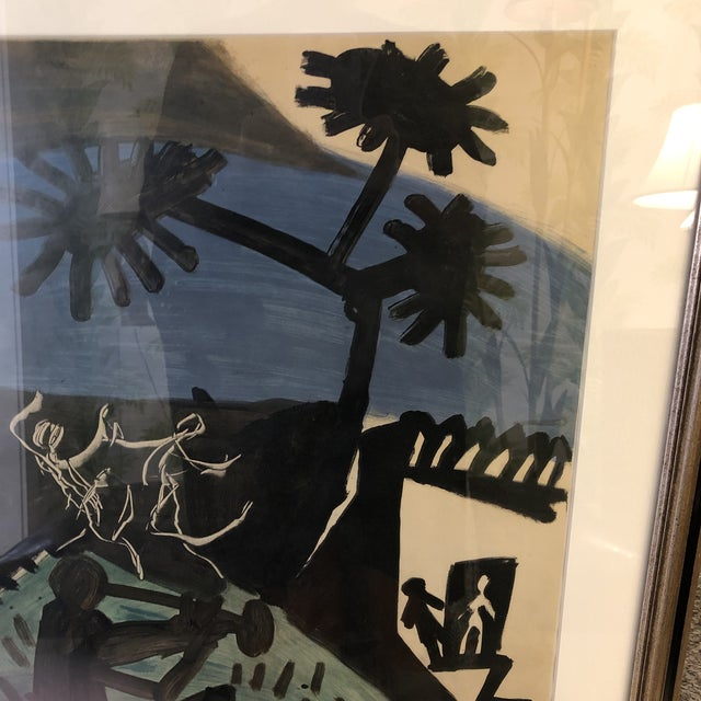 Signed Pablo Picasso Lithograph For Sale In New York - Image 6 of 7
