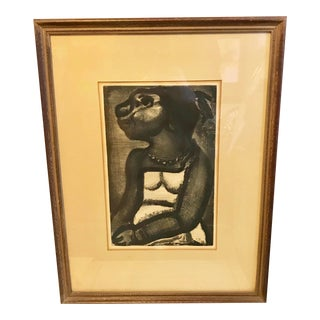 Cristal De Roche by Georges Rouault, 1932 For Sale