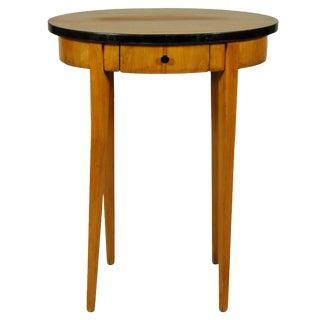 19th Century Biedermeier Side Table