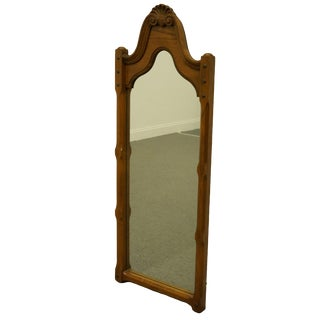 White of Mebane Span-Tempo Spanish Revival Wall Mirror For Sale