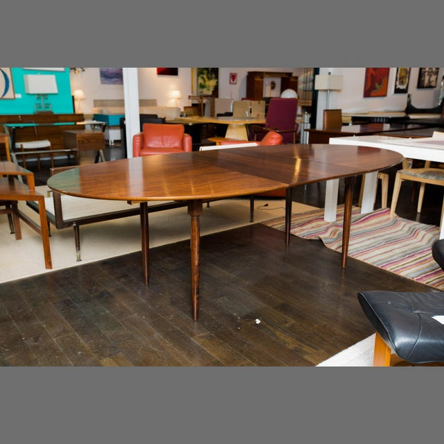 1963 Vintage Rosewood Dining Table - Image 2 of 6