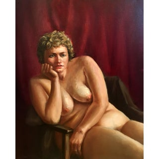 Nude Female Woman Painting For Sale