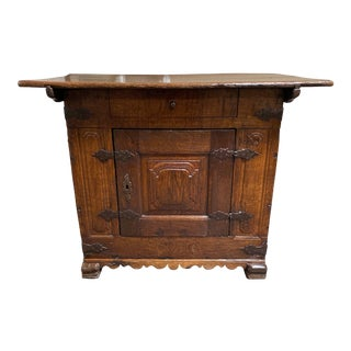Antique Catalan Console, circa 1800 For Sale