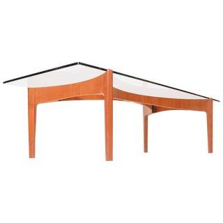Sven Ellekaer Coffee Table in Teak For Sale