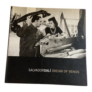 Salvador Dali Dream of Venus Book For Sale