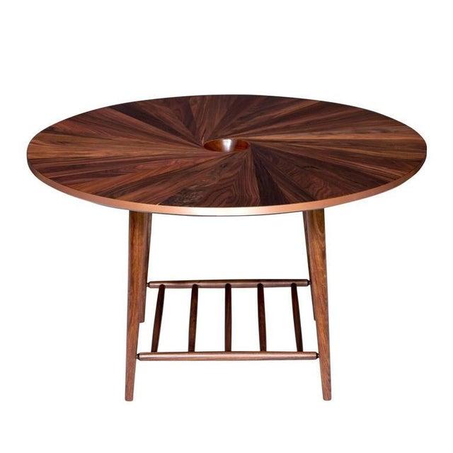 Customizable Tea Table by KLOTZWRK - Image 3 of 6
