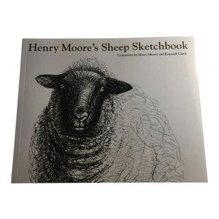 1998 Henry Moore's Sheep Sketchbook