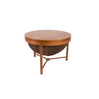 Rastad and Relling Syklus Table for Rasmus Solberg - 1962 For Sale