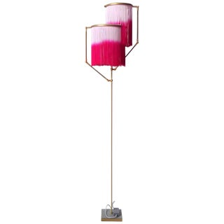 Pink Charme Floor Lamp, Sander Bottinga For Sale