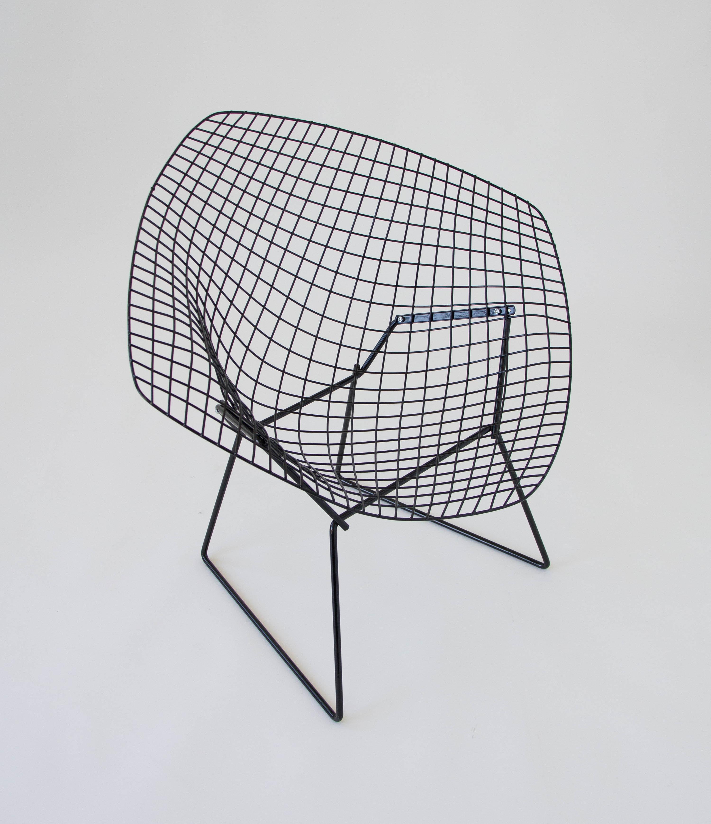 Harry Bertoia Diamond Chair   Image 2 Of 10