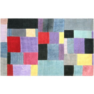 Nalbandian - 1960s Turkish Patchwork Kilim - 3' X 5' For Sale