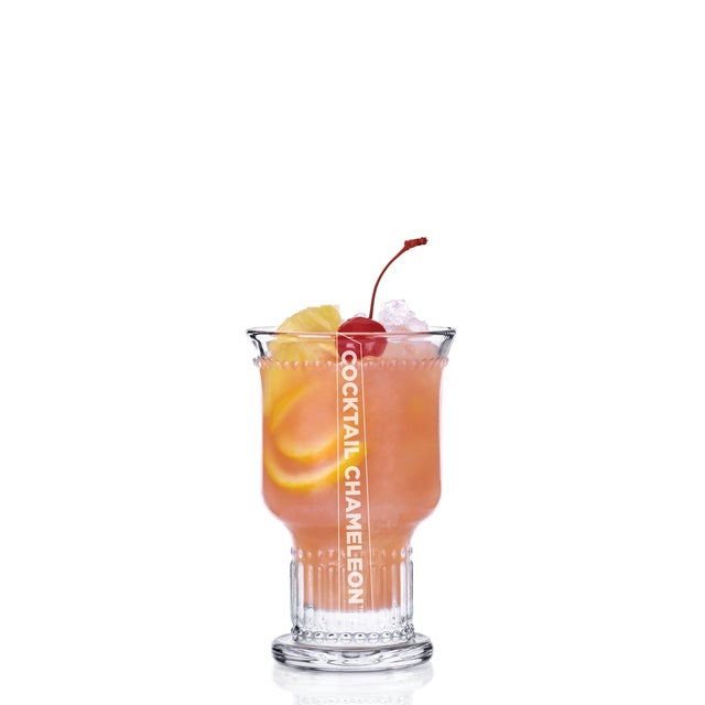Minimalism 'Brandy Punch' Limited-Edition Cocktail Portrait Photograph For Sale - Image 3 of 10