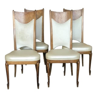 Mastercraft Mid Century Dining Chairs - Set of 4