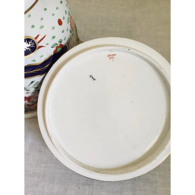 1800s Spode Fruit Cooler/Ice Pail For Sale - Image 10 of 12