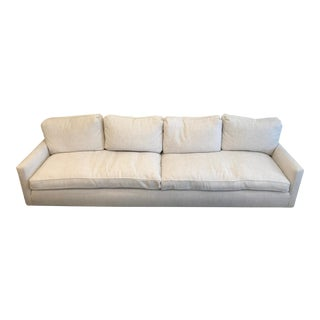 Custom Billy Baldwin-Style Couch With Down Fill For Sale