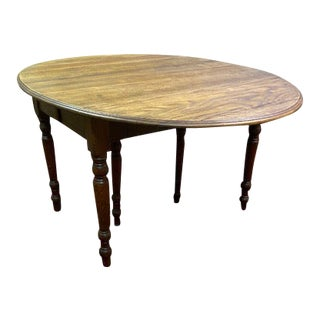 Early 20th Century Boarding House Table For Sale