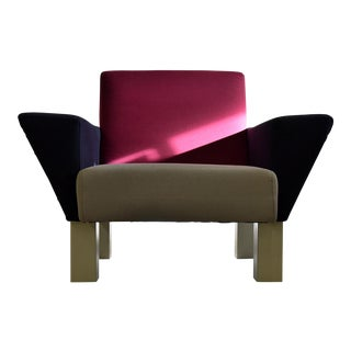 Ettore Sottsass West Side Lounge Chair For Sale