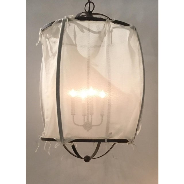 Modern Currey & Co. Modern Claudine Chandelier For Sale - Image 3 of 5