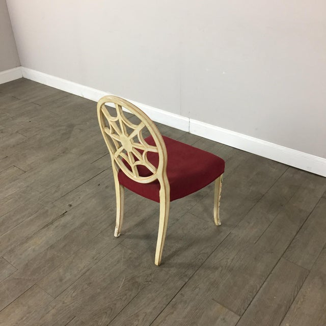 Hand Painted Side Chair - Image 10 of 10
