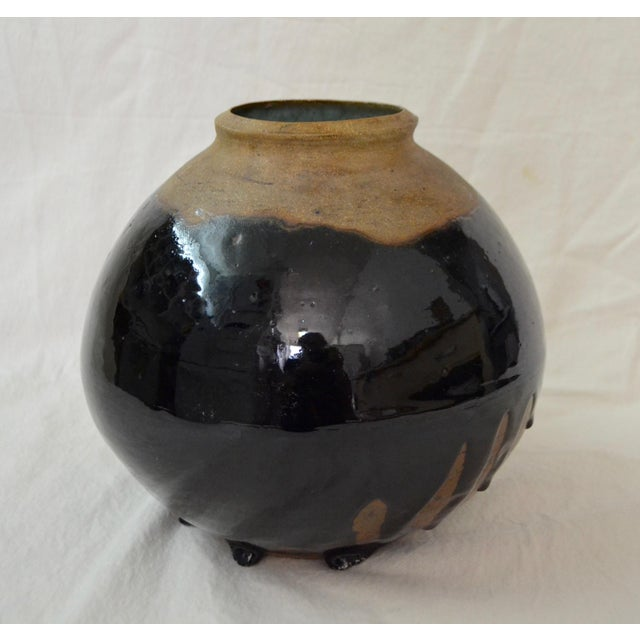 Vintage Hand Thrown Studio Pottery Vase - Image 4 of 11