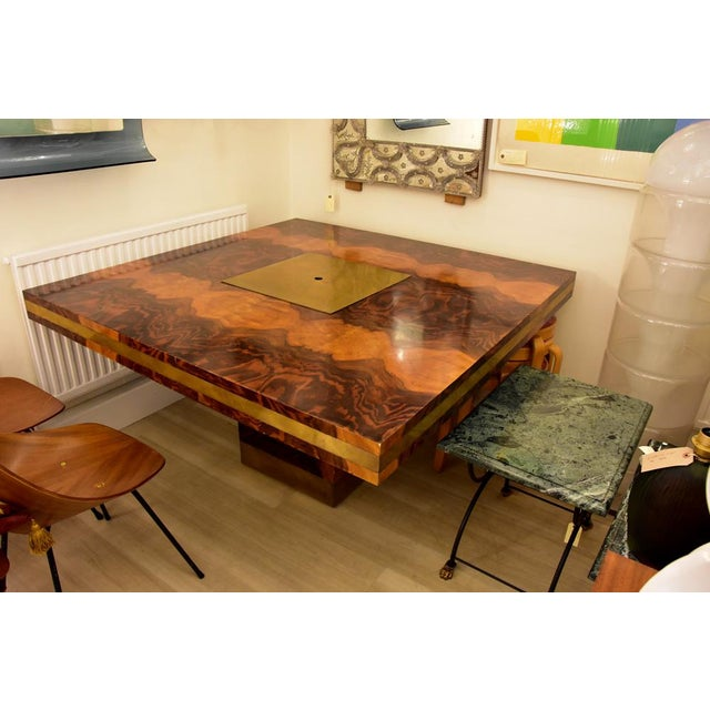 Willy Rizzo Dining Table For Sale - Image 6 of 10